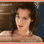 Mistress Denial: A Gift for Ms Stephanie